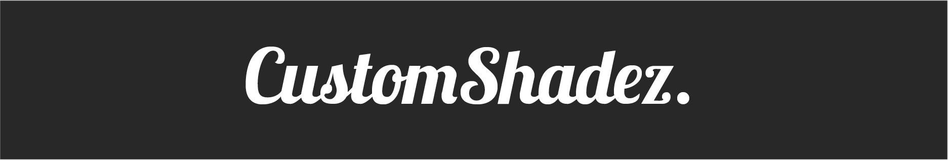 Custom Shadez logo
